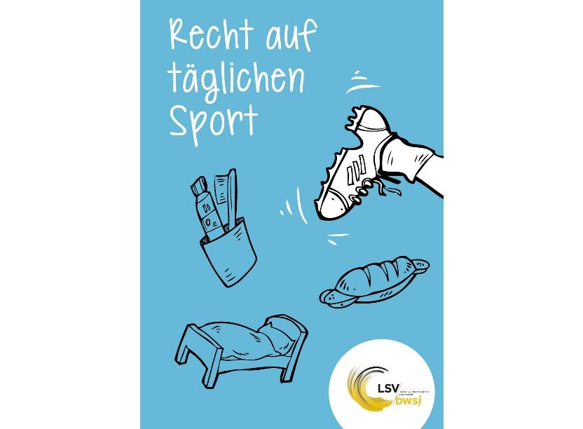 Recht auf täglichen Sport