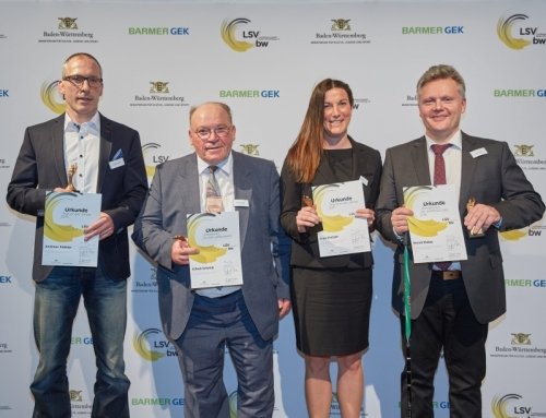 Trainerpreis Baden-Württemberg feiert 20-jähriges Jubiläum
