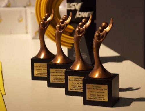 Dokumentationsfilm zum Trainerpreis 2015 erschienen