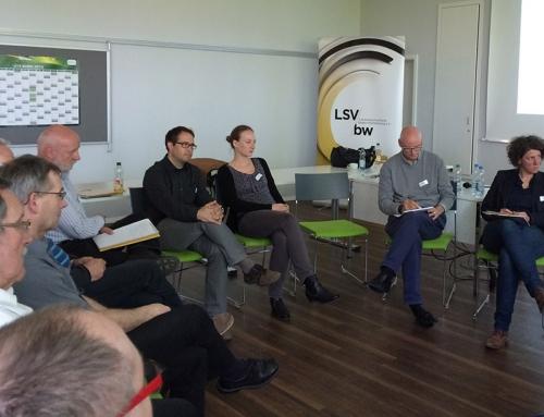Geschäftsführertagung in Schöneck
