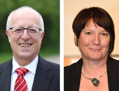 Halder und Menzer-Haasis bewerben sich um das Präsidentenamt des Landessportverbandes