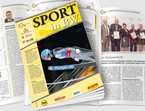 Februar-Ausgabe von <em>Sport in BW</em> erschienen