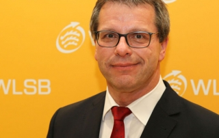 Andreas Felchle neuer Präsident des WLSB