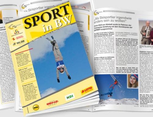 März-Ausgabe von <em>Sport in BW</em> veröffentlicht