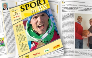 Sport in BW Ausgabe April 2017