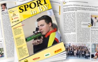 Sport in BW Ausgabe Mai 2017