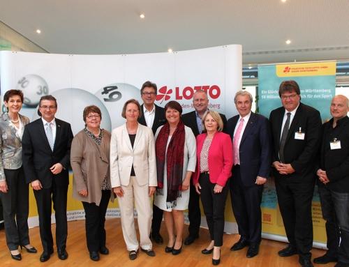Lotteriegesellschaften und LSV schützen Erfolgsmodell zur Förderung des Sports