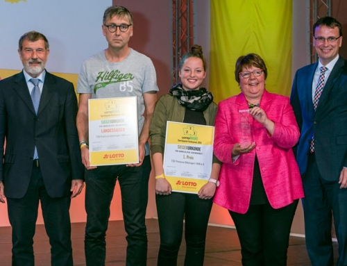 100.000 Euro für vorbildliche Jugendarbeit
