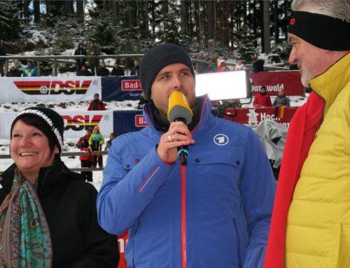 Skisprungweltcup erstrahlt in neuem Licht
