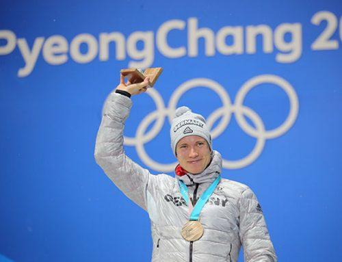 Benedikt Doll gewinnt Bronze