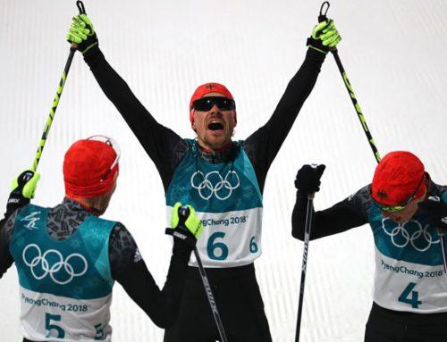 Fabian Rießle gewinnt Olympisches Silber
