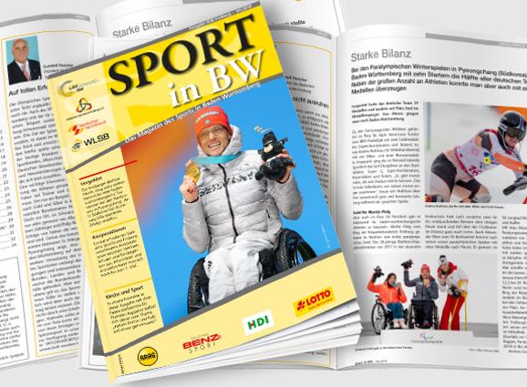Sport in BW - Das Magazin des Sports in Baden-Württemberg