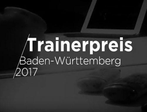 Dokumentation zum Trainerpreis 2017 erschienen