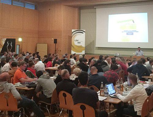 Landestrainer-Hauptseminar in Steinbach