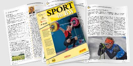 Sport in BW - Das Magazin des Sports in Baden-Württemberg; Ausgabe Juli 2018