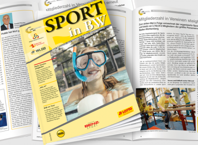 Magazin des Sports in Baden-Württemberg: August 2018
