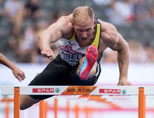 Erfolgreiche European Championships 2018