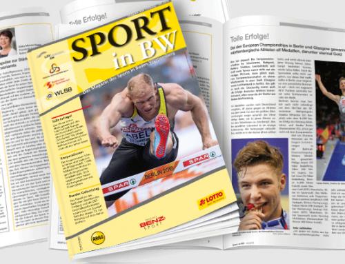Themen der September-Ausgabe von Sport in BW