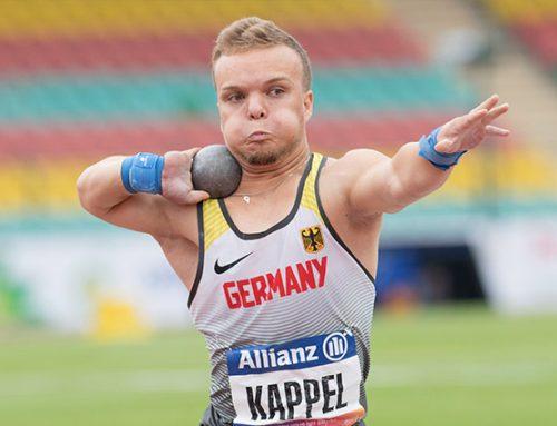 Para Leichtathletik-EM in Berlin
