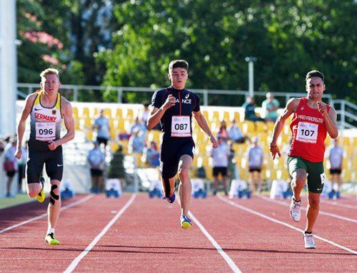 Olympische Jugendspiele mit Athleten aus Baden-Württemberg