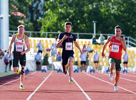 Baden-Würrtemberger Athleten bei den Olympischen Jugendspielen