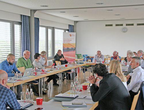 Präsidiumssitzung in Karlsruhe