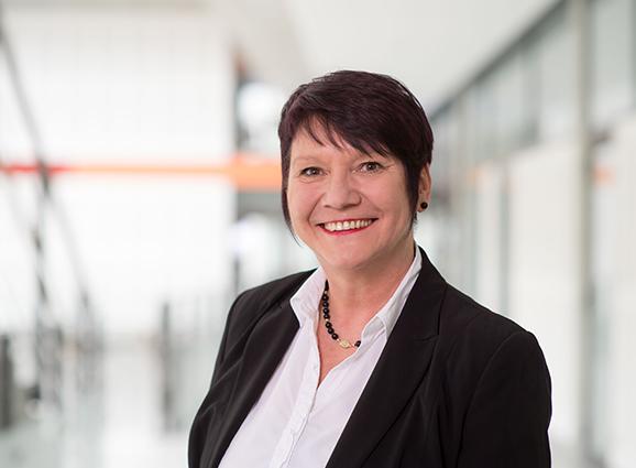 LSV-Präsidentin Elvira Menzer-Haasis
