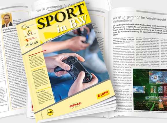 Magazin des Sports in Baden-Württemberg: November 2018