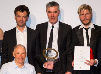 Alexander Ehler Para Mannschaft des Jahres 2018