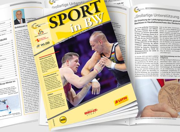 Magazin des Sports in Baden-Württemberg: Dezember 2018