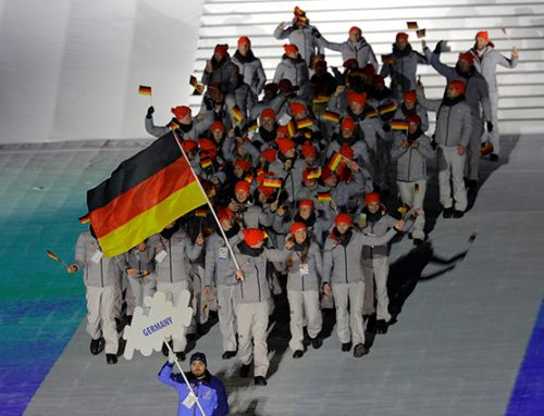 European Youth Olympics Festival in Sarajevo (BIH) gestartet