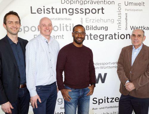 Einsatz für Integration im Sport