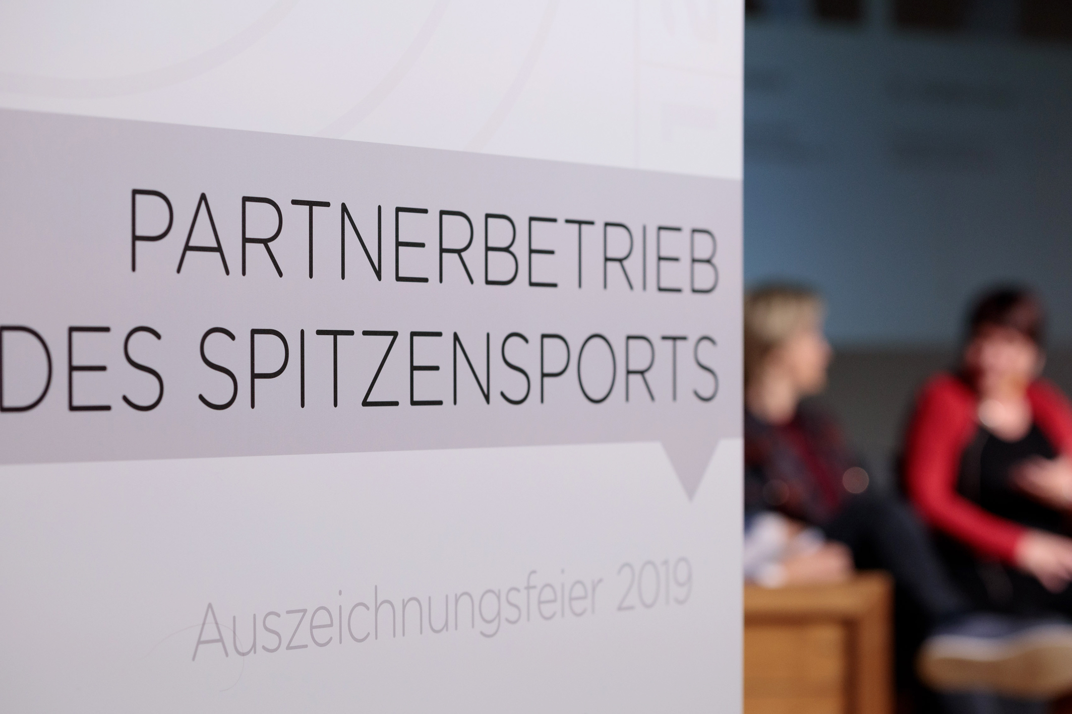 Partnerbetrieb des Spitzensports 2019