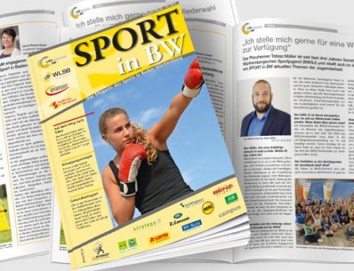 Neues Heft von Sport in BW erschienen
