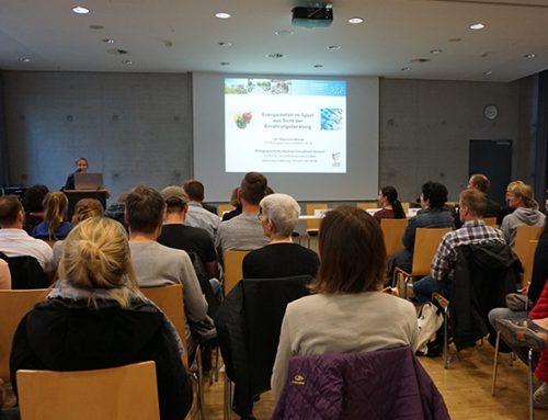 Vortrag zu Energiedefizit im Leistungssport