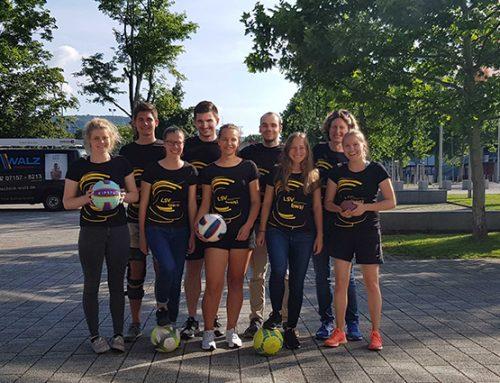 """""""Bewegen und Verändern""""! – das Junior-Team der BWSJ"""