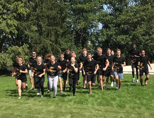 Über 500 Jugendliche starten ihren Freiwilligendienst im Sport!