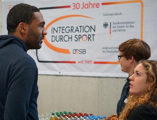 """Stützpunktvereinstagung """"Integration durch Sport"""" in Stuttgart"""